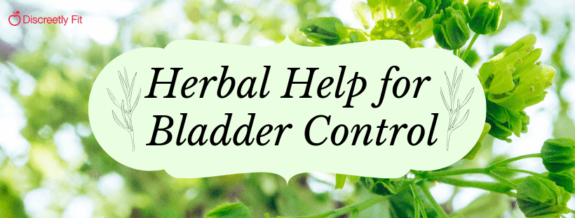 5 Herbs for an Overactive Bladder